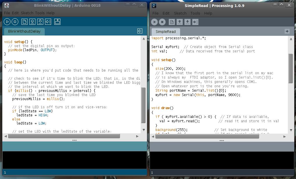 Aplicaciones gráficas con processing y arduino zbutton